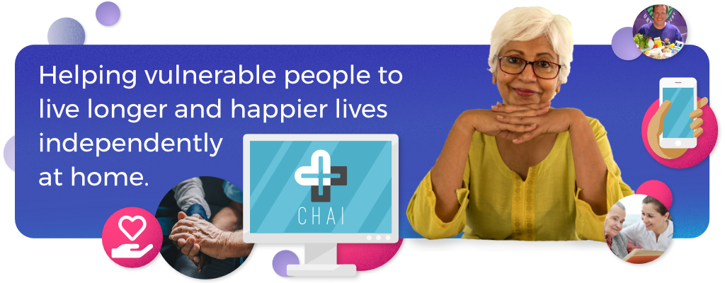 Helping vulnerable people to 